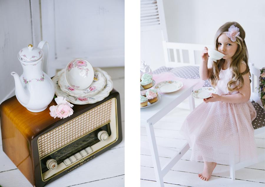 Mädchen, Cupcake, Tee, Tasse, Lifestyle, Fotograf, Kinder, Kathrin Stahl, Hamburg