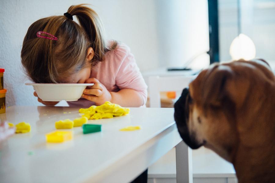 Kind, Hund, Foto, Fotograf, Hamburg, Kathrin Stahl
