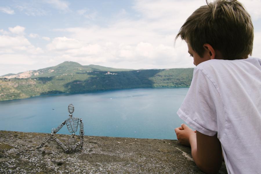 Fotograf, Italien, Reisen, Kinder