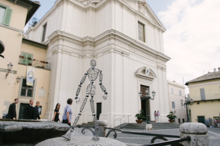 Fotograf, Projekt, Reise, Castel Gandolfo