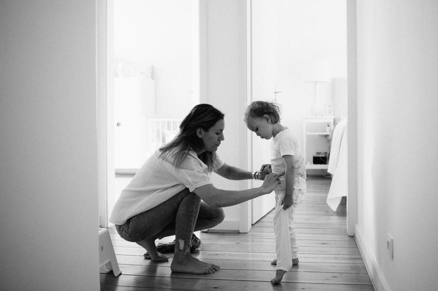 Hamburg, Fotograf, Familie, ungestellt, schwarz-weiß, Kathrin Stahl