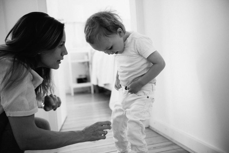 Kind, Fotograf, Familie, ungestellt, schwarz-weiß, Kathrin Stahl