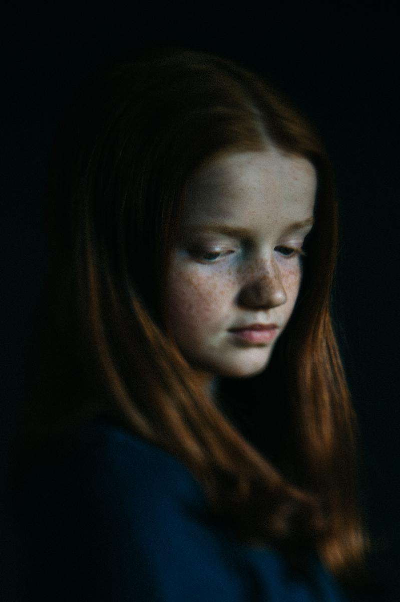 Maedchen, Sommersprossen, Foto, Kathrin Stahl-3