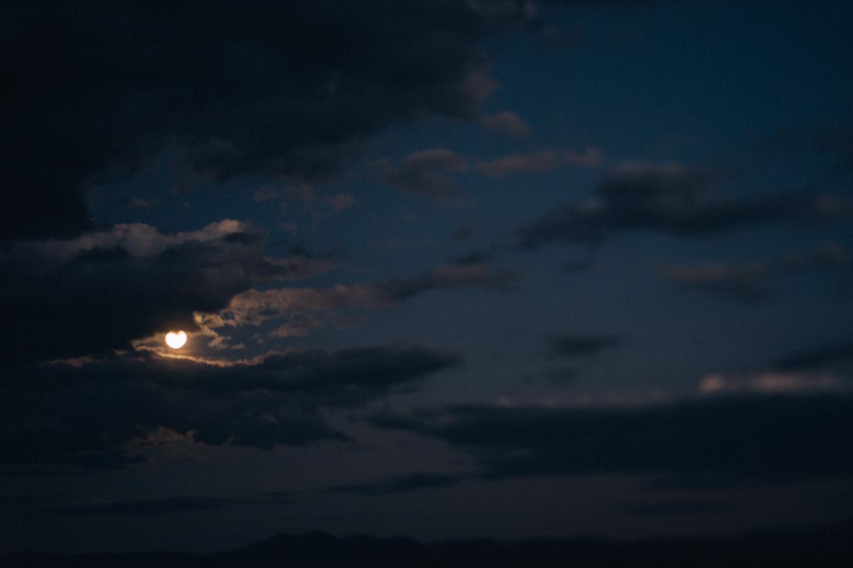 Grignan bei Nacht, Auszeit, Mutter, Reisen ohne Kinder, Blog
