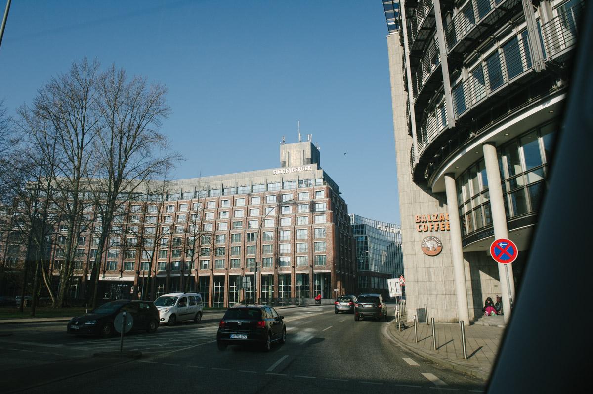 Hamburg, Steigenberger, Fotograf