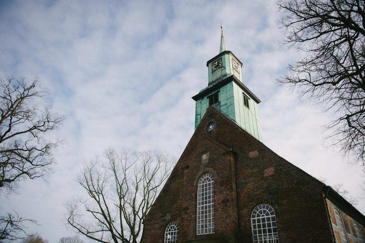Taufe, Kirche Nienstedten, Fotograf