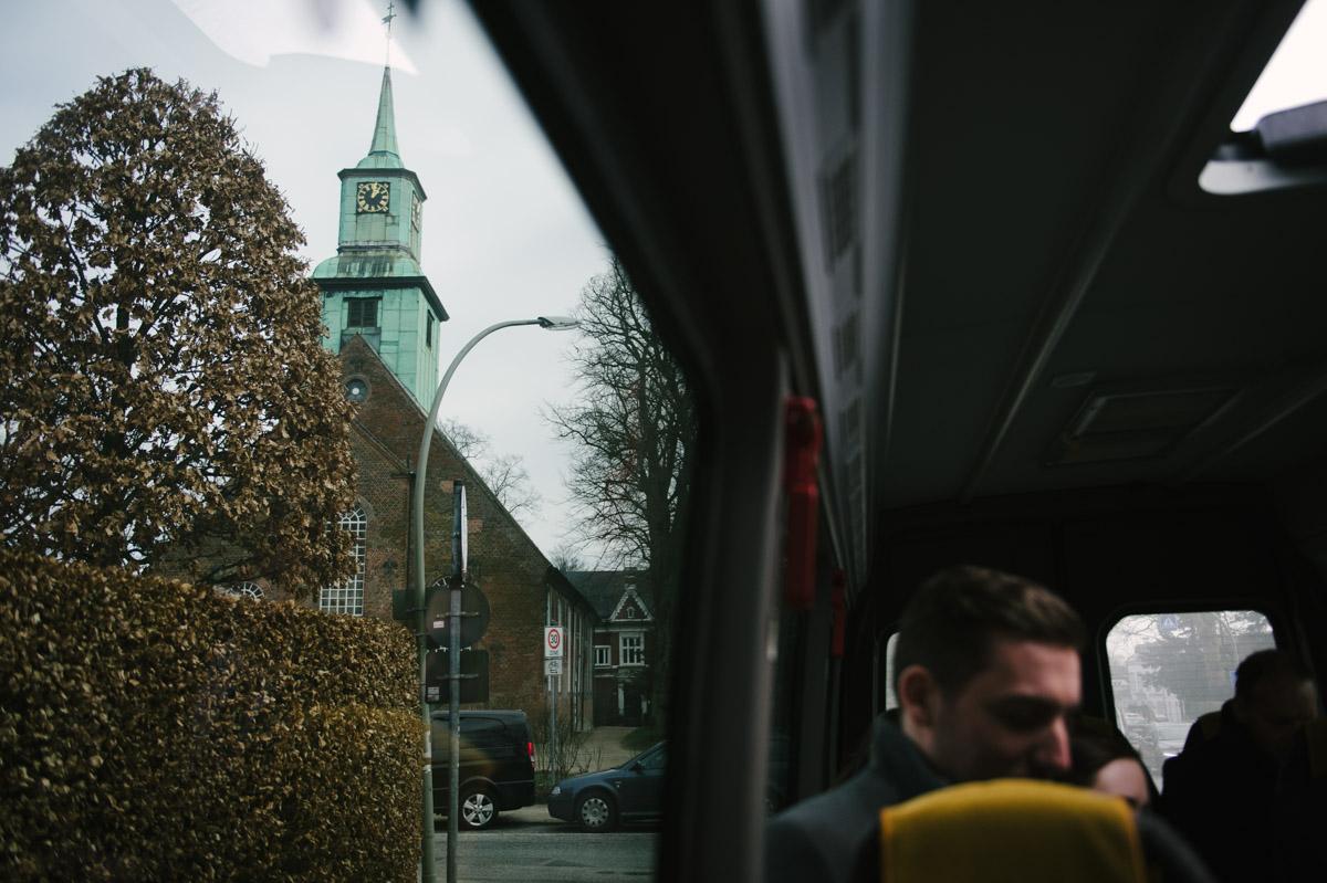 Kirche Nienstedten, Taufe