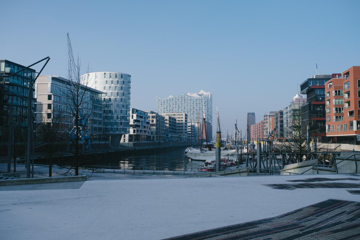 Taufe, Hamburg, Hafencity
