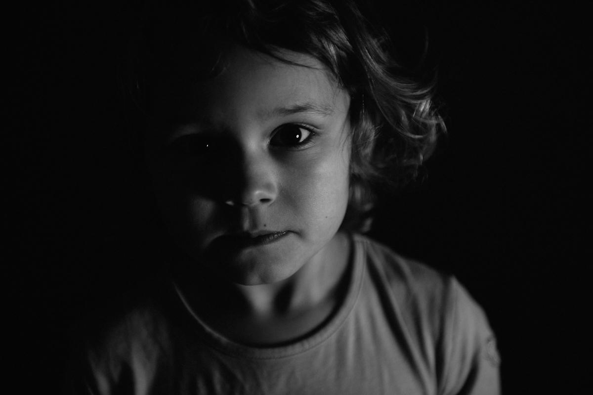 Kind, Portrait, ungestellt, natuerlich-25