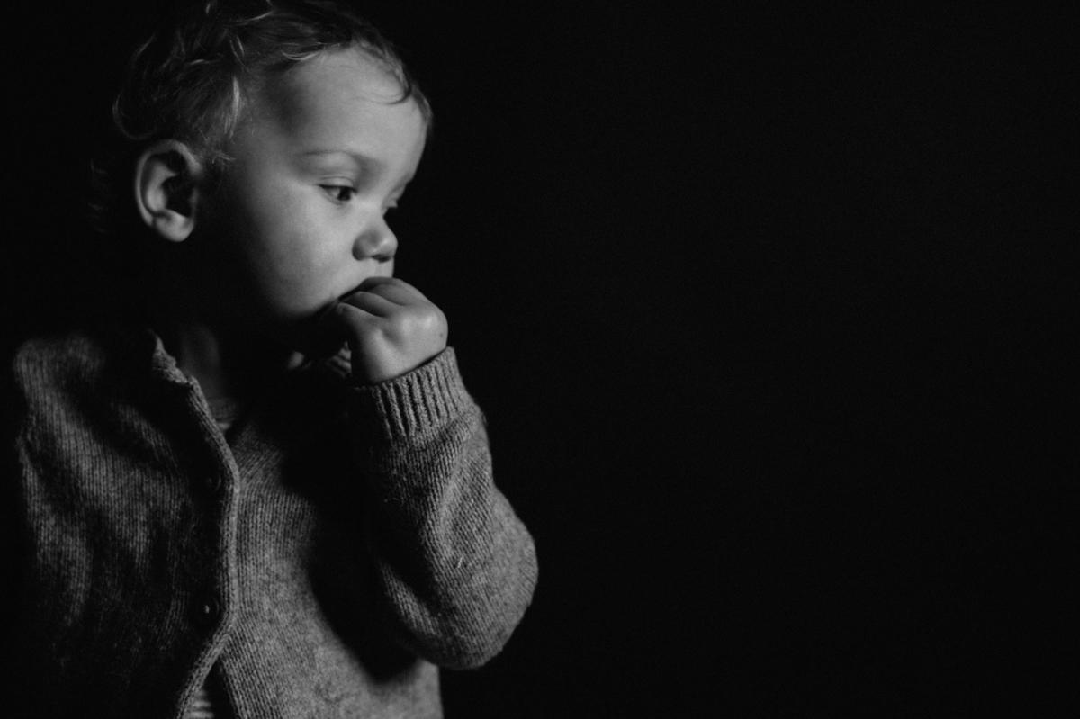 Kind, Portrait, ungestellt, natuerlich-28