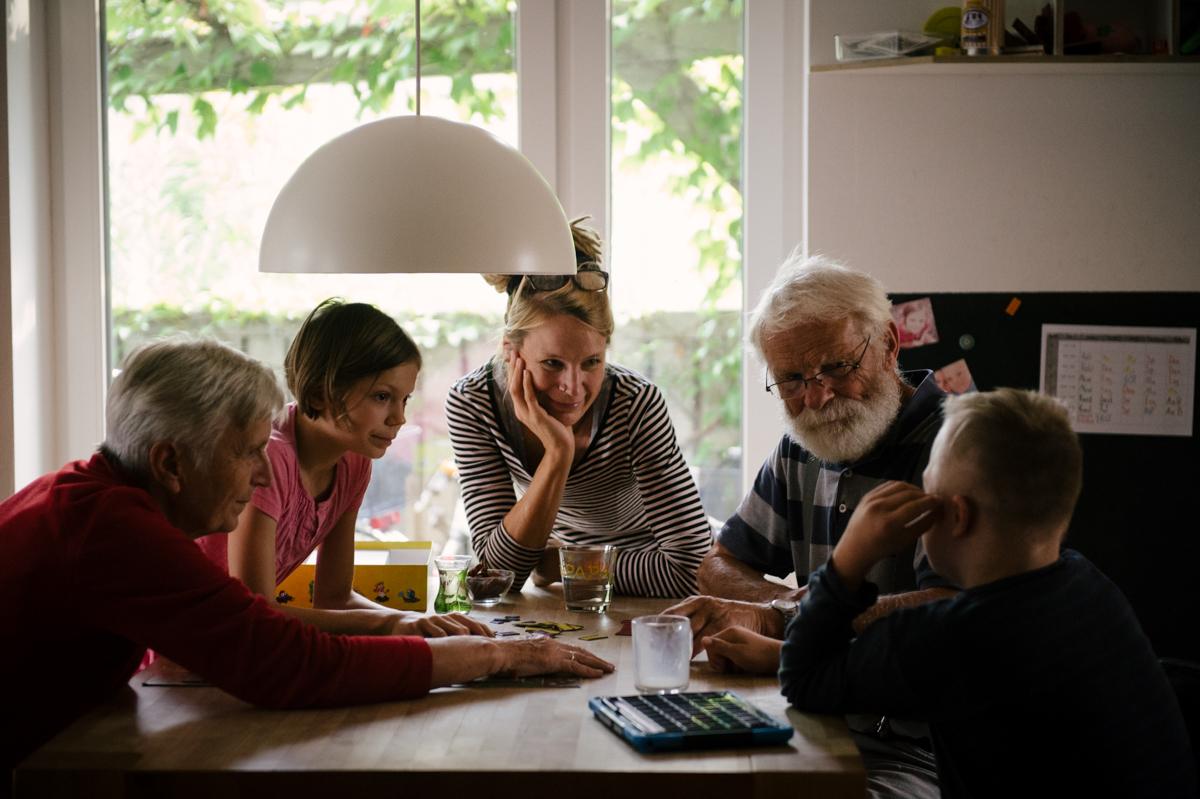 Familie, diversity, Fotoprojekt