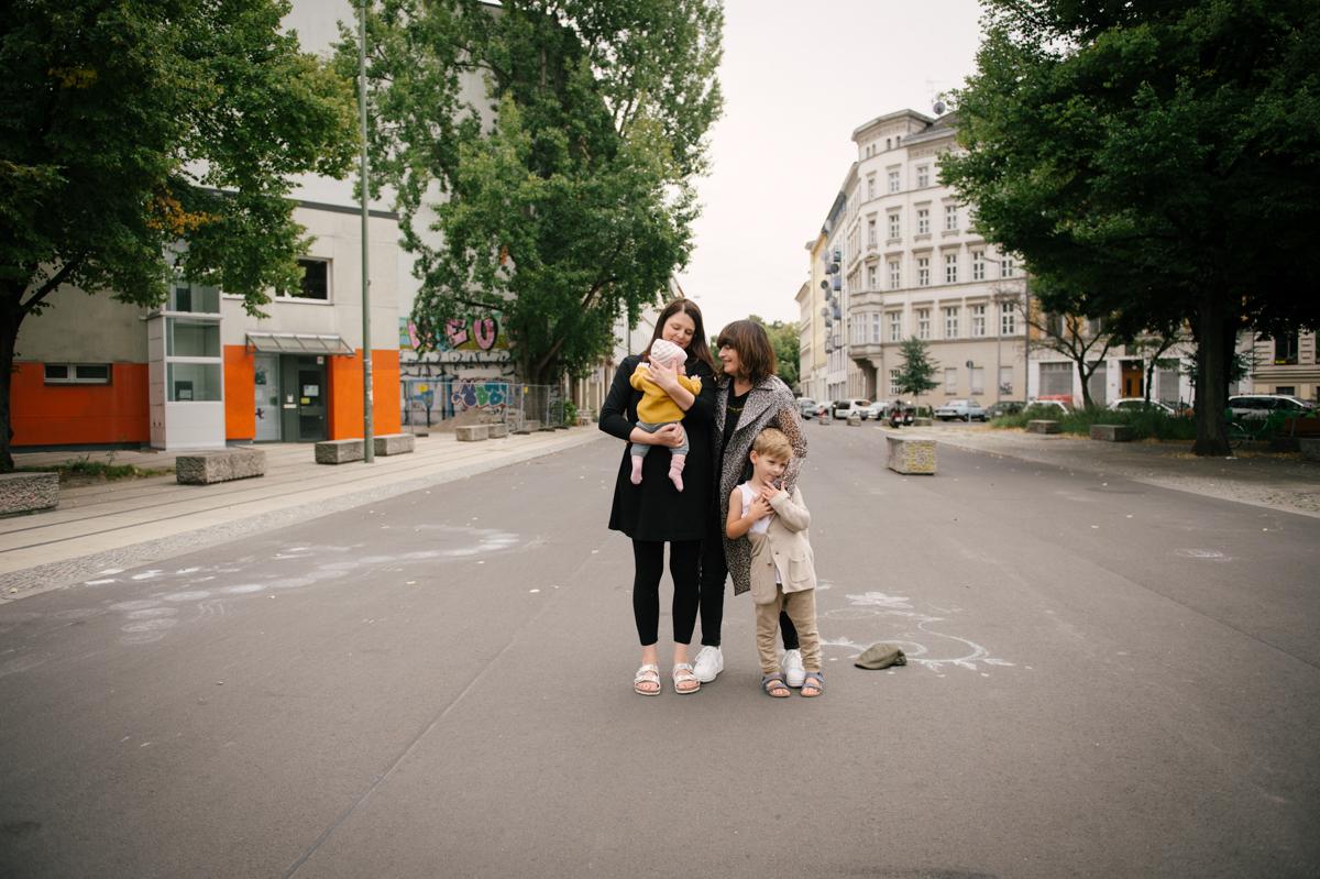 Familie, diversity, Fotoprojekt, gleichgeschlechtliche Ehe