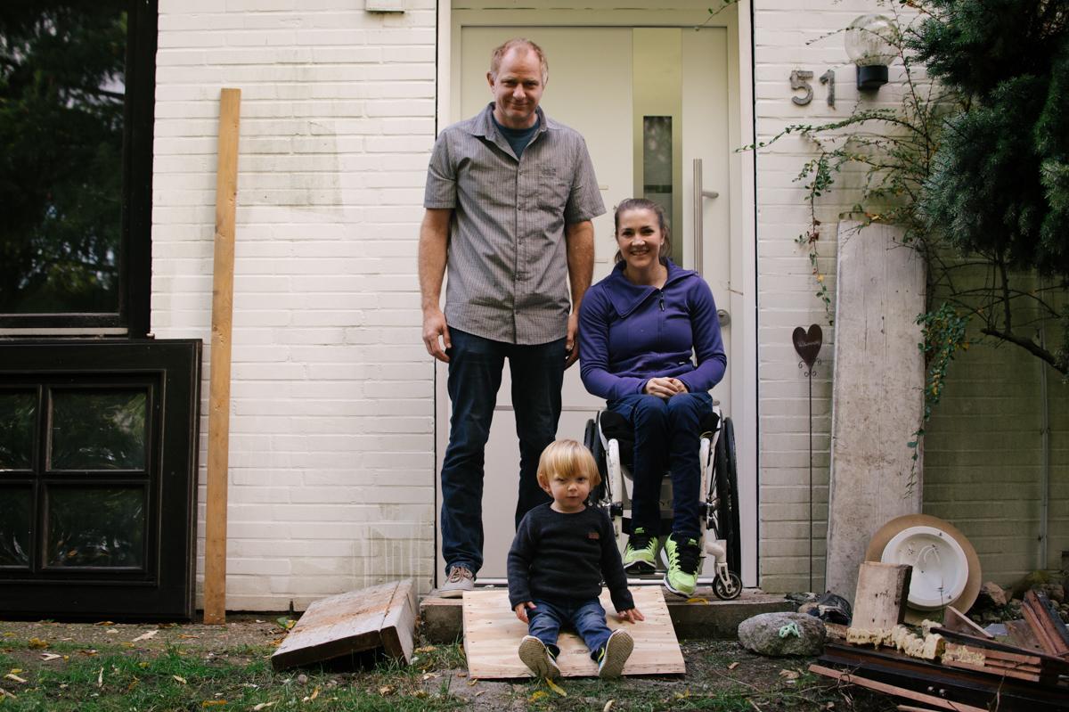 Fotoprojekt Diversity in Familien, Kathrin Stahl, Ausstellung