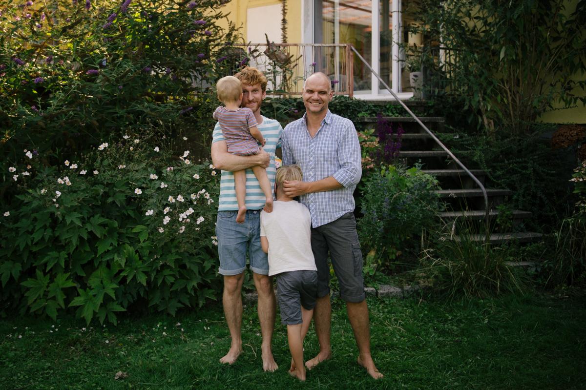 Fotoprojekt Diversity, gleichgeschlechtliche Eltern, Fotos01