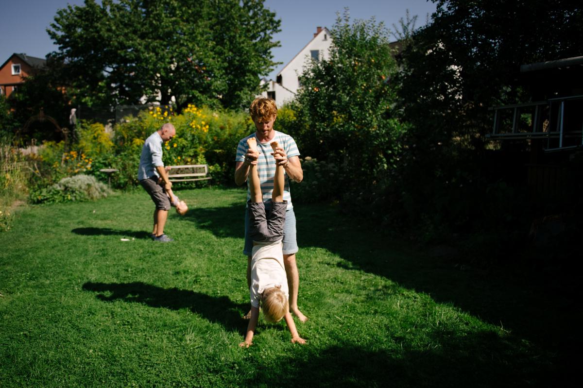 Fotoprojekt Diversity, gleichgeschlechtliche Eltern, Fotos07