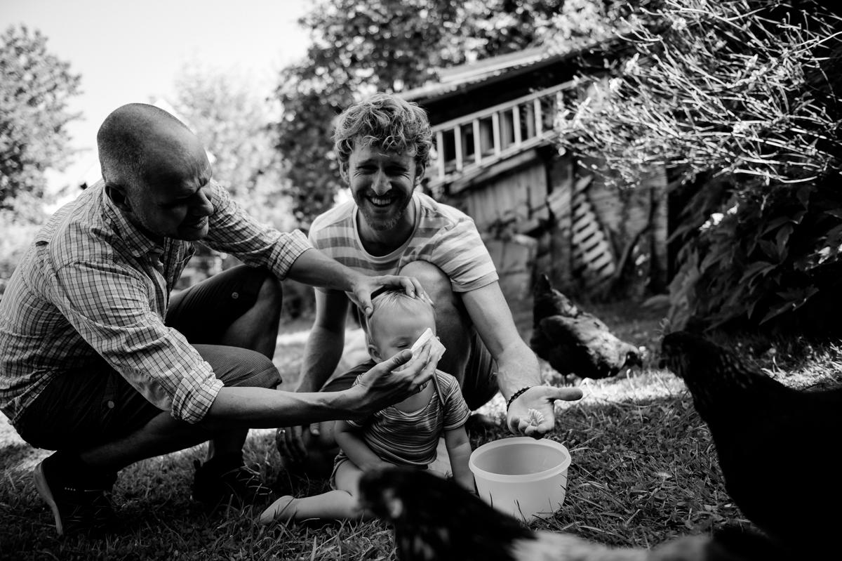 Fotoprojekt Diversity, gleichgeschlechtliche Eltern, Fotos31