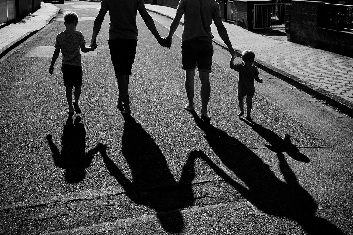 Fotoprojekt Diversity, gleichgeschlechtliche Eltern, Fotos50
